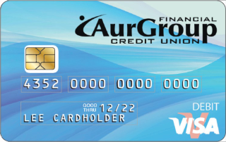 AurGroup Credit Card