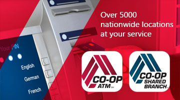 Over 5000 nationwide locations at your service.