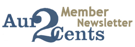 Sign Up for the Aur2Cents Newsletter